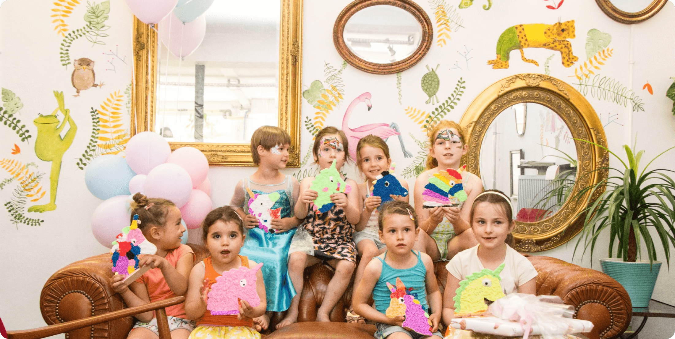 Group Photo Kids Party